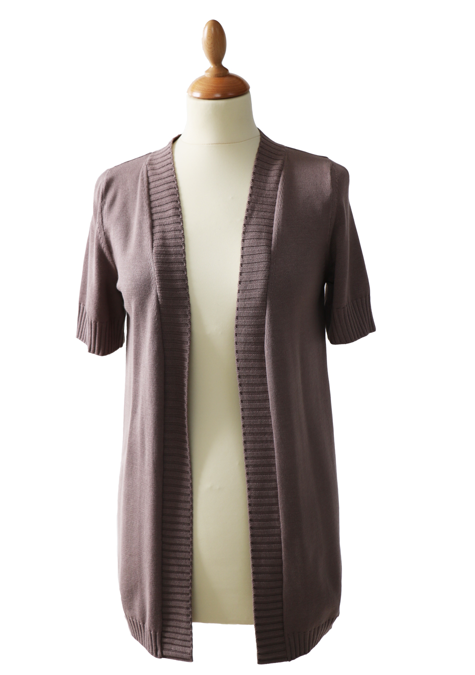 check out d5feb 4f9ec Patrizia Cavalleri | Abbigliamento | Cardigan manica corta