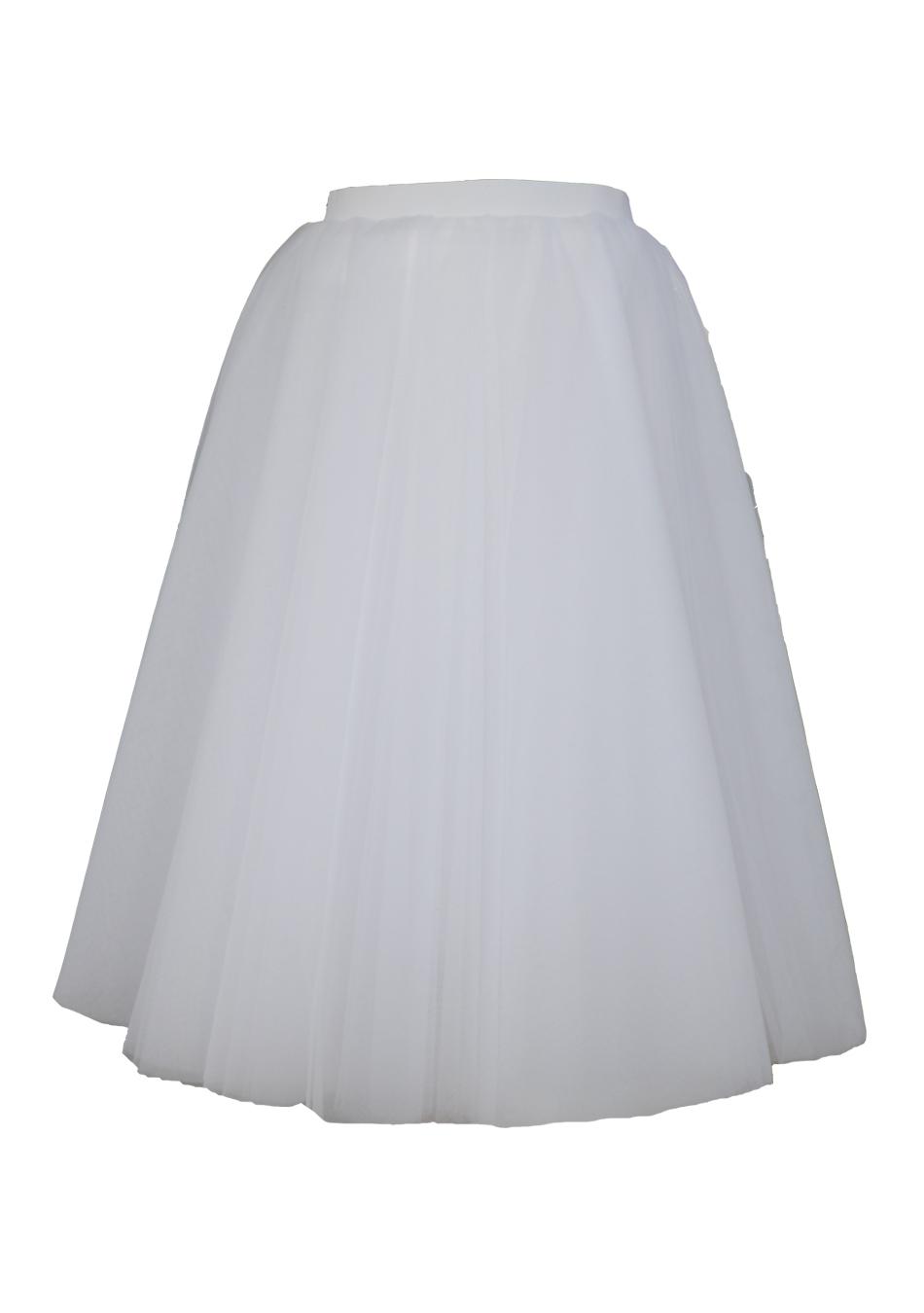 buy popular 31a38 09c5e Patrizia Cavalleri | Abbigliamento | Gonna in tulle morbido