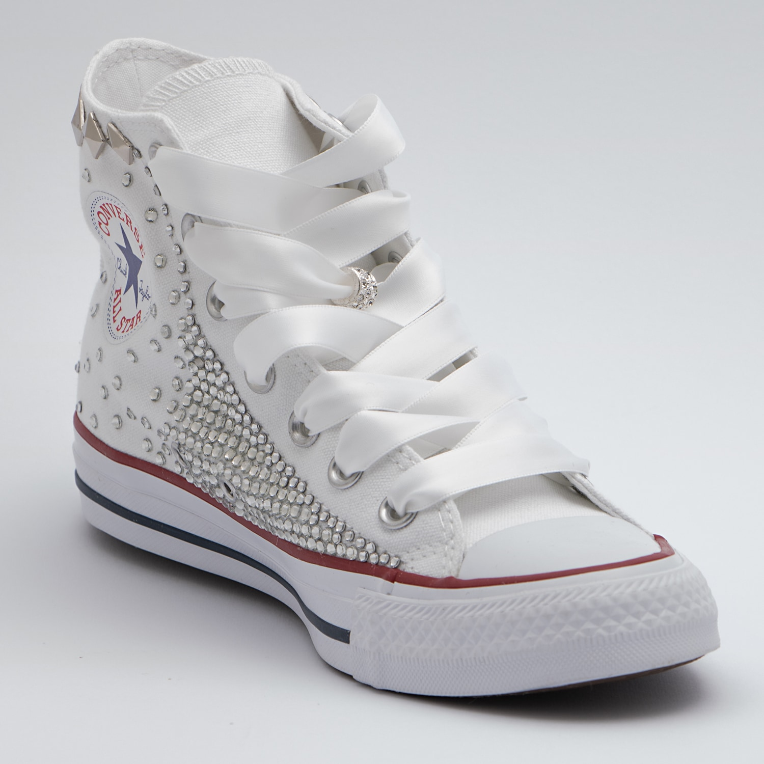 sneakers sposa converse all stars