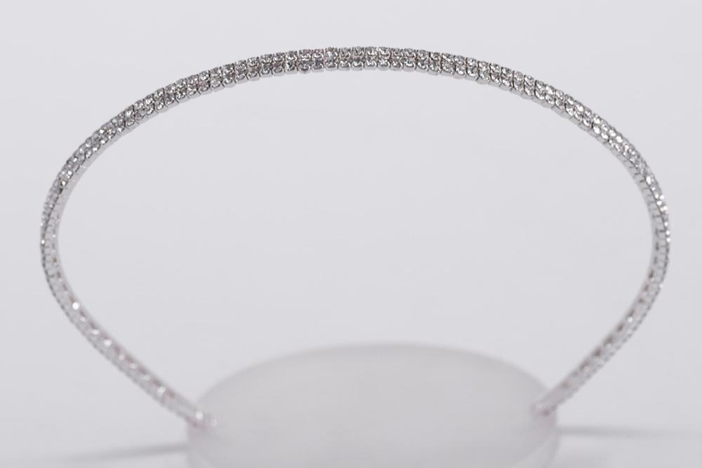 nuovo stile di vita carina primo sguardo Patrizia Cavalleri   Accessori   Diadema con cristalli