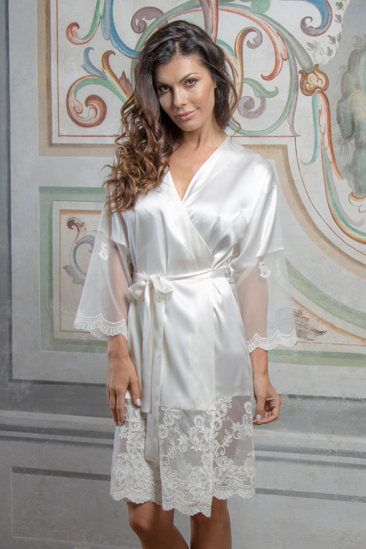 100% autentico f1591 0419c Patrizia Cavalleri | Accessori | Vestaglia in seta