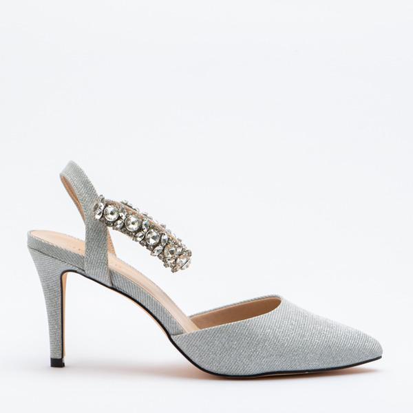 1e2bbbb6b Patrizia Cavalleri   Scarpe   Scarpa sposa modello Chanel con fiocco