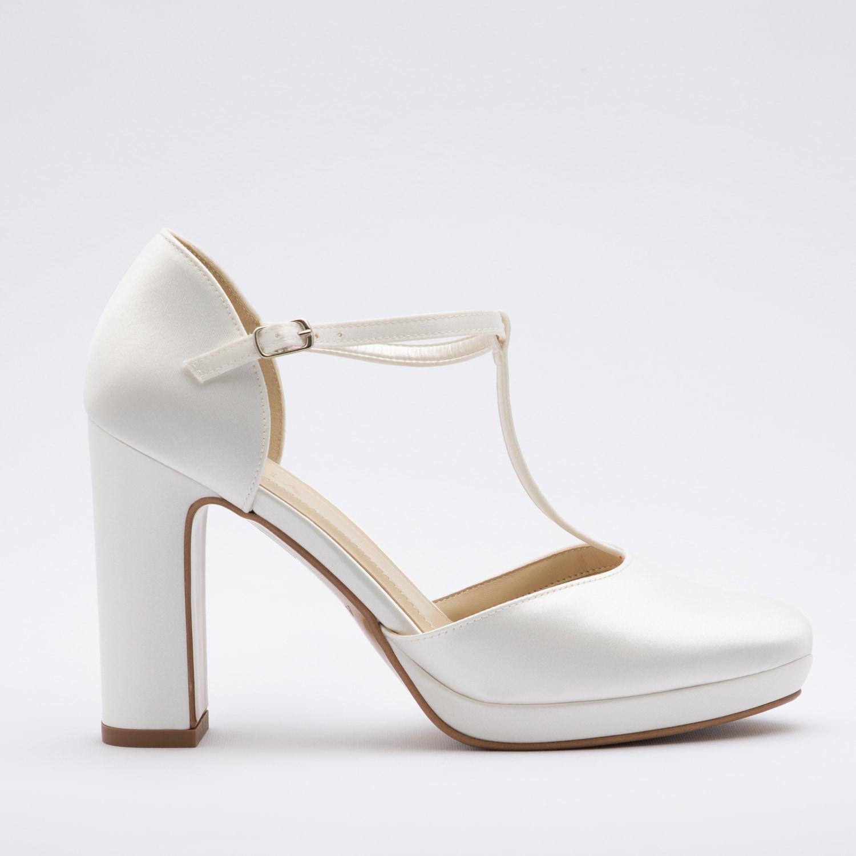 Scarpe Sposa 9 Cm.Patrizia Cavalleri Wedding Shoes Wedding Shoes Heel 9 5 Cm